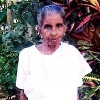 அமரர் இராசையா சிவபாக்கியம்