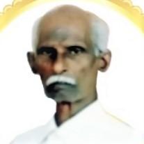 திரு. மோசஸ் பொன்ராசா